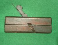 "FINE USER 19th Century 7/8"" Side Bead Woodworking Moulding Plane  Inv#LA04"