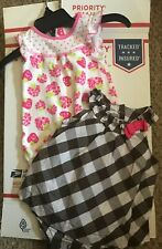2 Baby Girl Summer Outfits 3 Months