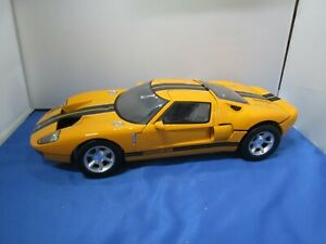 Motormax    FORD GT Concept  Yellow    1:12      #73001