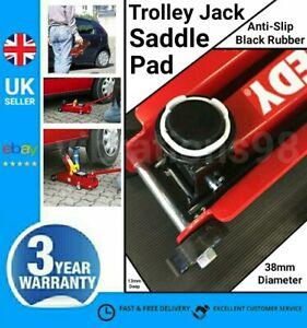 Trolley Jack 38mm Diameter Saddle Pad Jacking Rubber Pad  Fits Clarke 2 Ton Jack