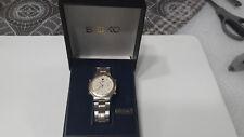 Orologio Vintage Seiko 7A34-7010 quartz , 1/10 sec cronografo chrono con box
