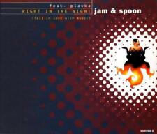 Jam & Spoon - Right in the Night (4 trk CD / 1993)