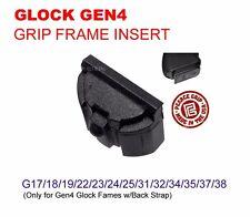 PEARCE Grip Frame Insert Plug Glock GEN 4 17 18 19 22 23 24 31 32 34 35 PG-G4MF