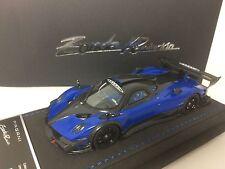 1/43 Peako Pagani Zonda R Revolucion Blue Carbon Ltd 100 pcs 30902
