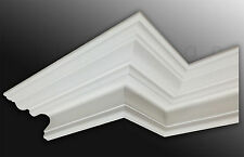 C4 Victorian Swan Neck Cornice in 3m Lengths