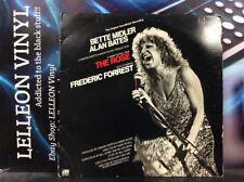 Bette Midler The Rose Soundtrack LP Album Vinyl Record SD16010 Film 70's
