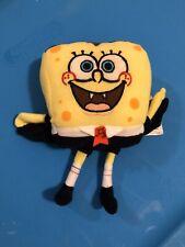 Spongebob Squarepants Halloween Vampire Costume Stuffed Animal