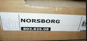 IKEA Norsborg Armrest COVERS Armrests Slipcovers EDUM BEIGE