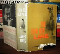 Jones, James THE THIN RED LINE  1st Edition 2nd Printing