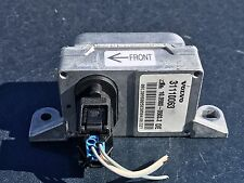 OEM 03-09 Volvo XC90 TURN YAW RATE SENSOR TRACTION CONTROL 31110063
