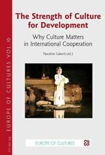 THE STRENGTH OF CULTURE FOR DEVELOPMENT - GABORIT, PASCALINE (EDT) - NEW BOOK