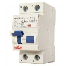 10amp - Premium RCBO Two Module 10ka C Curve