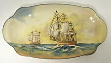 "Royal Doulton Famous Ships ""An East Indiaman� D5957 Small Dish"