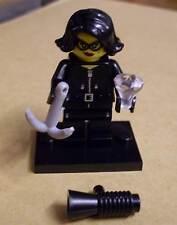 LEGO Personaggio-ladro di gioielli (Diamante megafoni) collectible minifig. serie 15 NUOVO