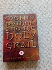 MONTY PYTHON AND THE HOLY GRAIL DVD COLLECTORS EDITION -  IDEAL Complete GIFT