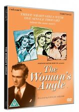THE WOMAN'S ANGLE. Cathy O'Donnell. New sealed DVD.