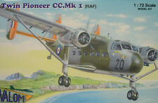 Twin Pioneer CC.Mk.1 (RAF), Valom, 1:72, Plastikmodellbausatz, NEU