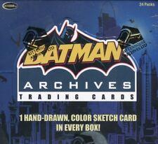 Batman Archives Card Box DC Comics