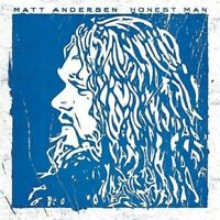 MATT ANDERSEN - HONEST MAN   CD NEW!