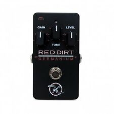 Keeley Rosso Dirt Germanium Overdrive Pedale