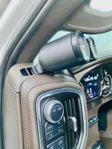 Chevy & GMC Sierra & Silverado 1500 & 2500 Double Gauge Pod (2019-2021)