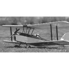 RC-Bauplan Tiger Moth Modellbau Modellbauplan