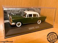 Mercedes 220 SE Verte 1959 Ixo Presse 1//43