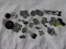 Lego Technic cogs/flywheels/gears/differentials joblot.90pcs.wysiwyg.