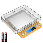 0.01-200/500gram Digital LCD Balance Jewelry Gold Coin Cooking Food Weight Scale