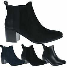 Mid Heel (1.5-3 in.) Pull On Synthetic Boots for Women