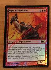 MTG Core Set 2014 Ogre Battledriver - Foil Promo - Duel of the Planeswalkers
