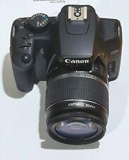Canon EOS 1000D 10MP Digital SLR Camera + kit lens EFS 18-55mm f/ 3.5-5.6