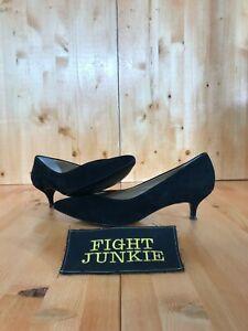 Vionic KITTEN JOSIE Women's Suede Pump Heels