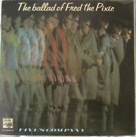FIVE'S COMPANY The ballad of Fred The Pixie UK 12 Track LP A2 B2 Matrix