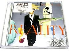 cd-album, David Bowie - Reality, CD/DVD, Australia