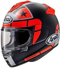 Helm Arai Chaser-X Maverick GP schwarz rot matt Gr. L