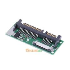 1.8inch LIF to 2.5inch SATA 24Pin ZIF to 22Pin SATA Converter Adapter Card New