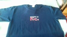"""New Vintage F.C """"SMOOTH AS F.C"""" T-Shirt. Never Worn. (L) FREE DELIVERY"""