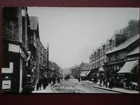 POSTCARD LONDON BARKING EAST STREET C1925