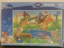 DISNEY BAMBI JIGSAW PUZZLE 63 PIECES