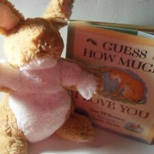 guess  how  much I love you book and plush