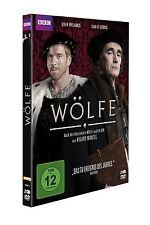 Wölfe [2 DVDs] *NEU* DEUTSCH mit Damian Lewis Wolf Hall Season Staffel 1 DVD