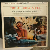 """GEORGE SHEARING - Shearing Spell (DT-648)- 12"""" Vinyl Record LP - VG (Cheesecake)"""