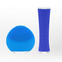 FOREO LUNA mini 2 Brush + ESPADA Acne Treatment Blue Set | Gift for Him
