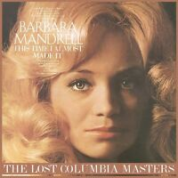 BARBARA MANDRELL - THIS TIME WE ALMOST MADE  CD NEU