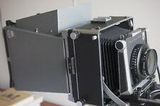 Leica linhof technika and technikardan 4x5 back Only