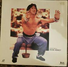 VERY RARE Laserdisc Drunk Monkey Drunken Master JSLB22749 Jackie Chan Japanese01
