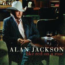 Alan Jackson - Like Red On A Rose [CD]