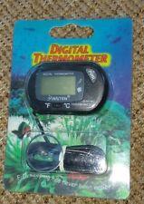 Aquarium Thermometer LCD Digital Aquarium Thermometer with Suction Cup