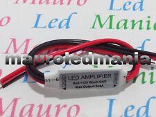 Mini Centralina Controllo Amplificatore amplificatore 12V 24V 5V 12A per Strip